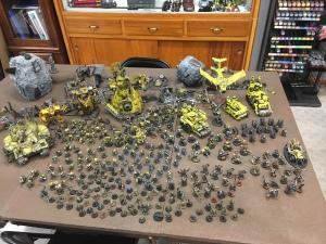 Warhammer 40,000 Ork Army