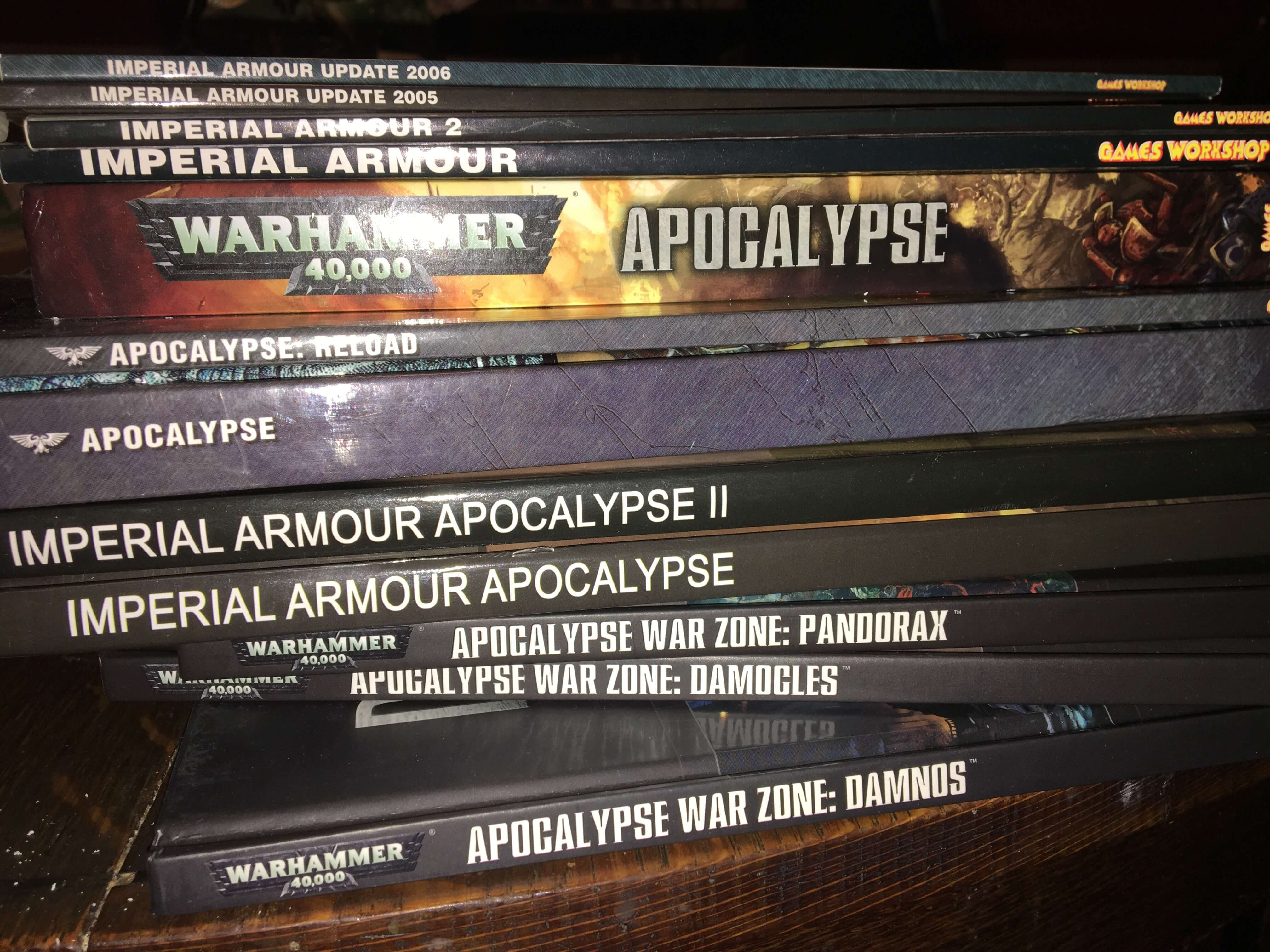 Warhammer Apocalypse Through the Ages – The Bolter Hole