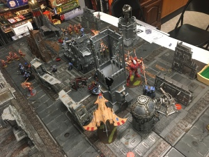 Warhammer Tournament